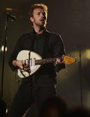 Coldplay no Via Funchal